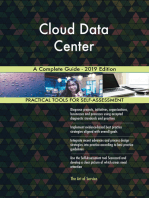 Cloud Data Center A Complete Guide - 2019 Edition
