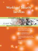 Workload Security Services A Complete Guide - 2019 Edition