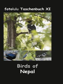 Birds of Nepal: fotolulu Taschenbuch XI