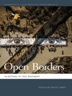 Open Borders: In Defense of Free Movement