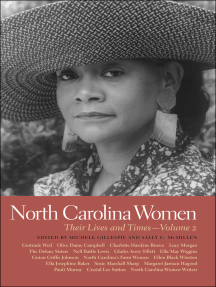 North Carolina Women: Their Lives and Times, Volume 2