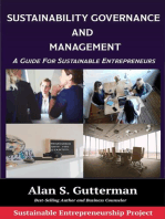 Sustainability Governance and Management