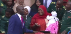 Kenyan MP And Her Baby Ordered Out Of Parliament
