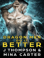Dragon Men Do It Better
