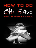 How To Do Chi Sao: Self Defense, #5