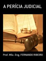A PerÍcia Judicial