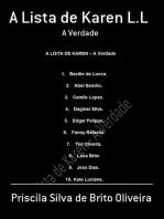 A Lista De Karen L.L