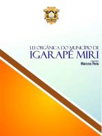 Lei Orgânica De Igarapé Miri