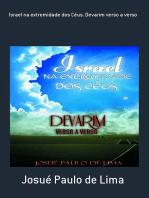 Israel Na Extremidade Dos Céus. Devarim Verso A Verso