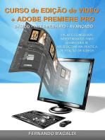 Curso De Edição De Vídeo + Adobe Premiere Pro