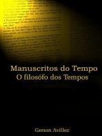 Manuscritos Do Tempo