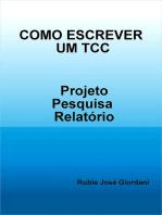 Como Escrever Um Tcc