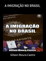 A ImigraÇÃo No Brasil