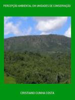 PercepÇÃo Ambiental Em Unidades De ConservaÇÃo