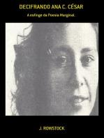 Decifrando Ana C. CÉsar