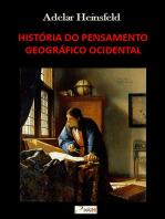 HistÓria Do Pensamento GeogrÁfico Ocidental