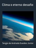 Clima O Eterno Desafio