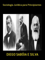 Sociologia Jurídica Para Principiantes