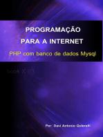 Programação Para Internet