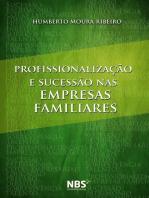 Profissionalização E Sucessão Nas Empresas Familiares
