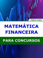Matemática Financeira Para Concurseiros