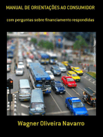 Manual De OrientaÇÕes Ao Consumidor