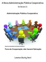 A Nova Administração Pública Cooperativa