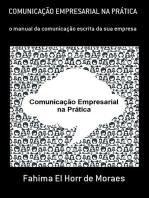 ComunicaÇÃo Empresarial Na PrÁtica