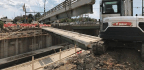 Watch This Fascinating Time Lapse Of Crews Replacing An Overpass In Just A Weekend