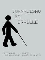 Jornalismo Em Braille