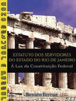 Estatuto Dos Servidores Do Estado Do Rio De Janeiro