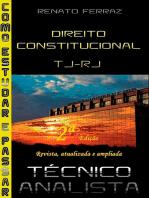 Direito Constitucional(Como Estudar E Passar!)