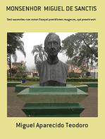 Monsenhor Miguel De Sanctis