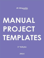 Manual Project Templates
