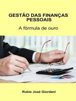 Gestão Das Finanças Pessoais