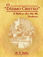 """O """"DÍzimo CristÃo"""" (Livro De Bolso)"""