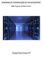Diagrama De ComunicaÇÃo De Um Datacenter