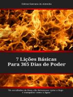 7 Lições Básicas Para 365 Dias De Poder