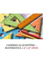 Caderno De Questões | Matemática