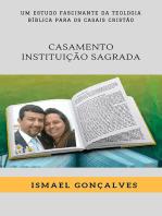 Casamento InstituiÇÃo Sagrada