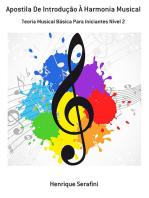 Apostila De Introdução À Harmonia Musical