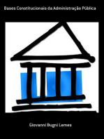Bases Constitucionais Da Administração Pública