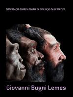 DissertaÇÃo Sobre A Teoria Da EvoluÇÃo Das EspÉcies