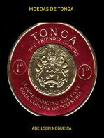 Moedas De Tonga