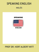 Speaking English