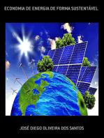 Economia De Energia De Forma SustentÁvel