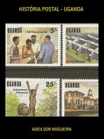 HistÓria Postal Uganda
