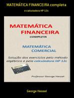 MatemÁtica Financeira Completa