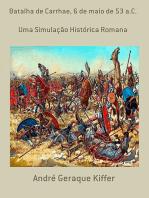Batalha De Carrhae, 6 De Maio De 53 A.C.