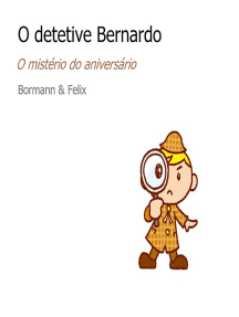 O Detetive Bernardo